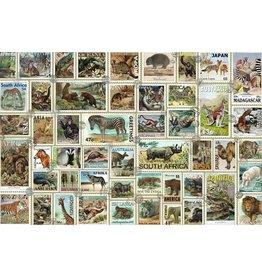 Ravensburger Ravensburger Animal Stamps 3000 Piece Puzzles