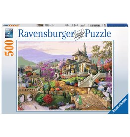 Ravensburger Ravensburger Hillside Retreat 500 Piece Puzzle