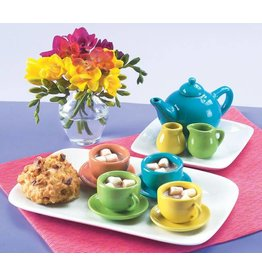 Small World Toys Small World Toys Its A Party Tea Set