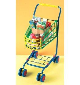 Small World Toys Shop N Go Shopping Cart