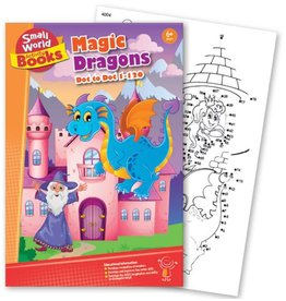 Small World Toys Magic Dragons Dot to Dot