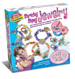 Small World Toys Small World Toys Shrinky Shiny Jewelry