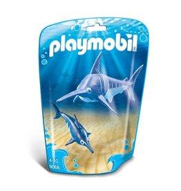 Playmobil Playmobil Swordfish with Baby