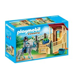 Playmobil Playmobil Horse Stable with Appaloosa