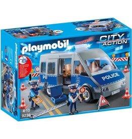 Playmobil Playmobil Policemen with Van