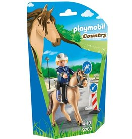Playmobil Playmobil Mounted Police