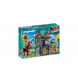 Playmobil Playmobil Hidden Temple with T-Rex