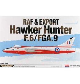 Great Planes Model Distributors Academy 1 48 RAF n Export Hawker Hunter F 6 FGA 9