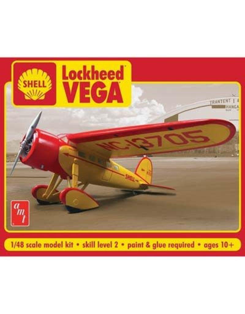 Great Planes Model Distributors AMT 1 48 Shell Oil Lockheed Vega