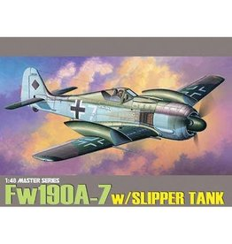Great Planes Model Distributors Dragon Master Series 1 48 Fw190A 7 with Slipper Tank