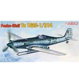 Great Planes Model Distributors Dragon Models 1 48 Focke Wulf Ta152C 1 R14
