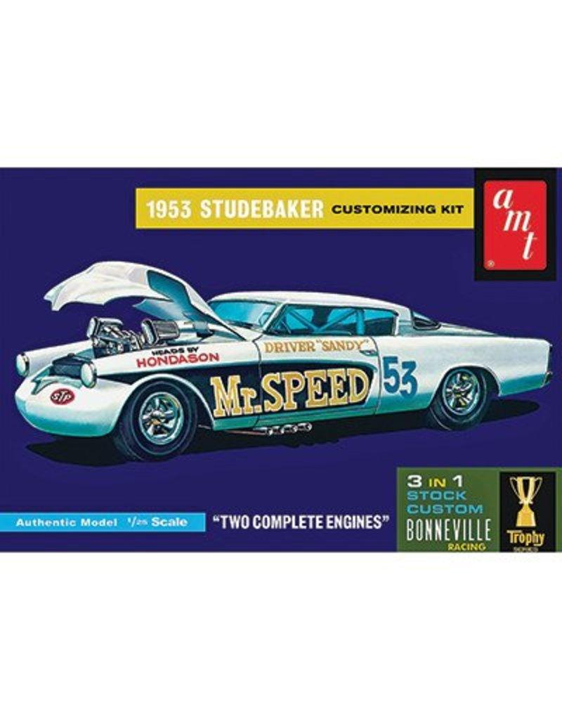 Great Planes Model Distributors AMT 1 25 1953 Studebaker Starliner Mr Speed