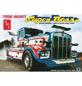 Great Planes Model Distributors AMT 1 25 T Malone Kenworth Super Boss Drag Truck