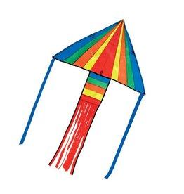Melissa and Doug Melissa and Doug Mini Rainbow Delta Kite