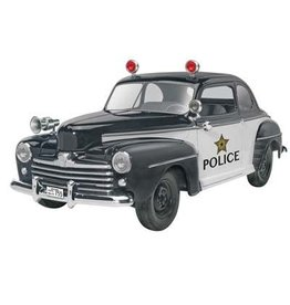 Great Planes Model Distributors Revell 1 25  48 Ford Police Coupe 2n1