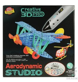 Small World Toys Small World Toys 3D Printing Pen Aerodynamics Studio