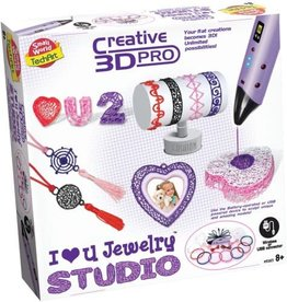 Small World Toys Small World Toys 3D Printing Pen Jewelry Studio