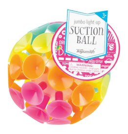 Toysmith Toysmith Light Up Jumbo Suction Ball