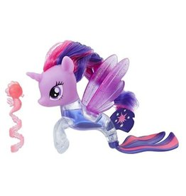 R and M MLP Disappearing Seapony Twilight Sparkle