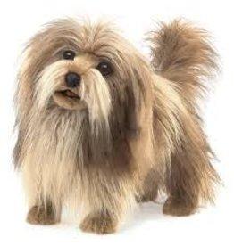 Folkmanis Puppets Folkmanis Shaggy Dog Puppet