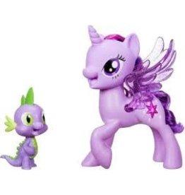 R and M MLP Princess Twilight Spike the Dragon