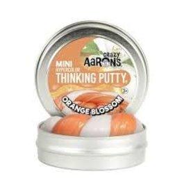 Crazy Aarons Puttyworld Crazy Aarons Mini Tin Orange Blossom