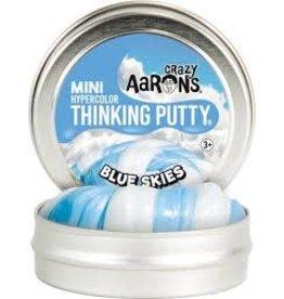 Crazy Aarons Puttyworld Crazy Aarons Mini Tin Blue Skies