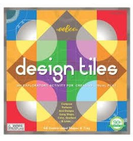 EeBoo EeBoo Design Tiles Game