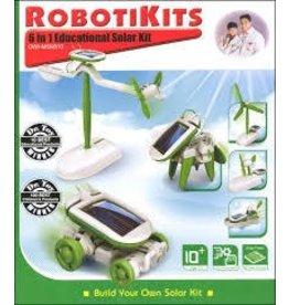 Elenco OWI 6 in 1 Educational Solar Kit