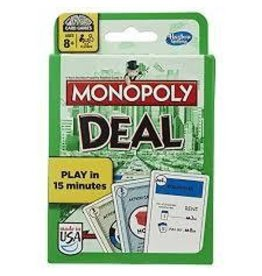 R and M Monopoly Deal Card Game