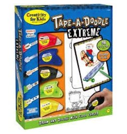 Faber Castell Creativity for Kids Creativity for Kids Tape a Doodle Extreme