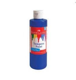 Faber Castell Creativity for Kids Blue Tempera Paint 8 oz bottle