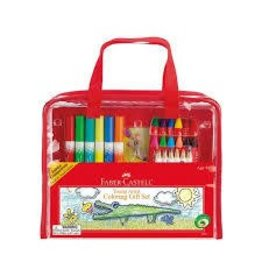 Faber Castell Creativity for Kids Faber Castell Young Artist Coloring Gift Set