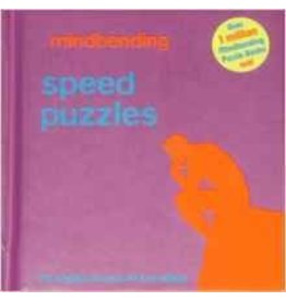 Family Games Speed Puzzles Brain Twister Book