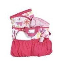 Adora Adora Diaper Bag with Accessories