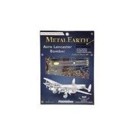 Fascinations Fascinations Metal Earth 3D Metal Model Kits Avro Lancaster Bomber