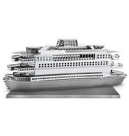 Fascinations Fascinations Metal Earth 3D Metal Model Kit Commuter Ferry Boat