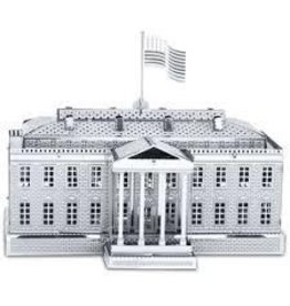Fascinations Fascinations Metal Earth 3D Metal Model Kit White House