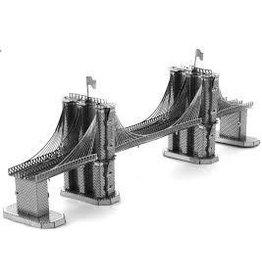 Fascinations Fascinations Metal Earth 3D Metal Model Kit Brooklyn Bridge