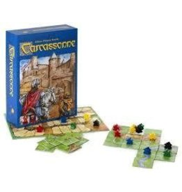 Alliance Carcassonne Board Game