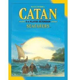Alliance Catan Seafarers 5 to 6 Play 5th Edition