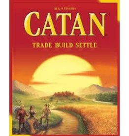 Alliance Catan 5th Edition Board Game