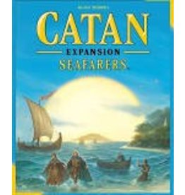 Everest Wholesale Catan Seafarers Expansion 5th Edition