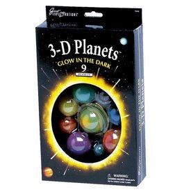 John Hansen 3D Planets Boxed Set