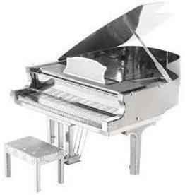 Fascinations Fascinations Metal Earth 3D Metal Model Kit Grand Piano