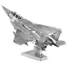 Fascinations Fascinations Metal Earth 3D Metal Model Kit F15 Eagle Fighter Jet