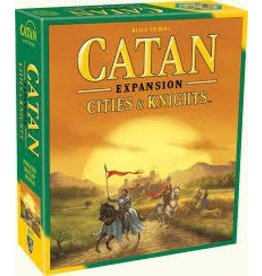Alliance Catan Cities and Knights Expansion  5th Edition