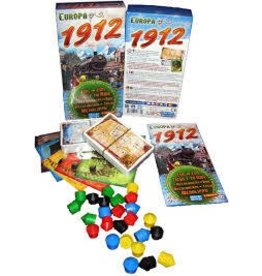 Everest Wholesale Ticket To Ride 1912 Expansion
