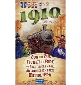 Everest Wholesale Ticket to Ride 1910 Expansion
