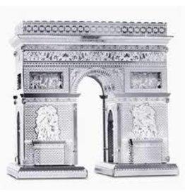 Fascinations Fascinations Metal Earth 3D Metal Model Kit Arc de Triomphe